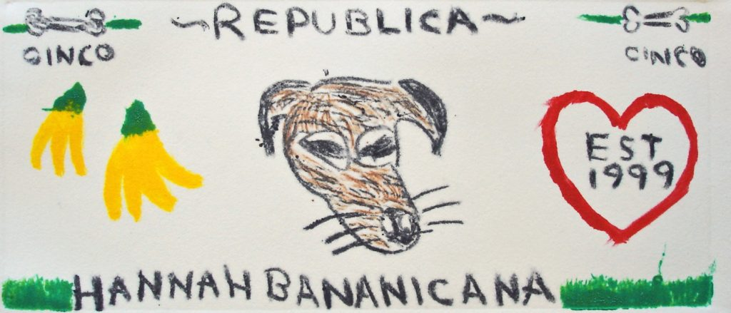 Why shouldn't beloved dog Hanna run the country?