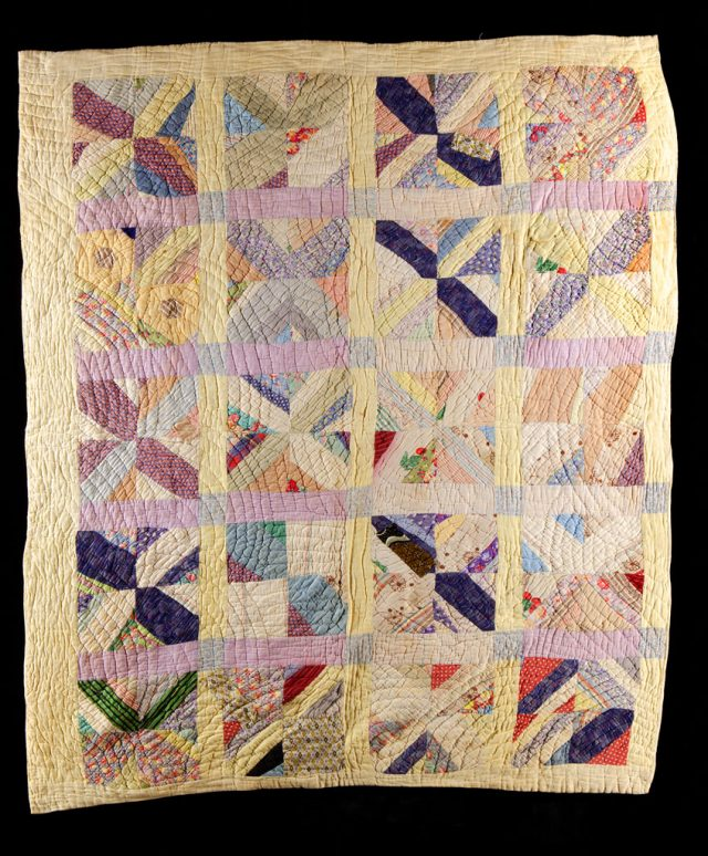 Gees Bend, Unknown Artist, Quilt, c. 1930. Craft in America