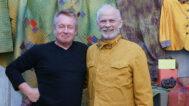 Brian Murphy & Randall Darwall. Beverly Feldman photograph