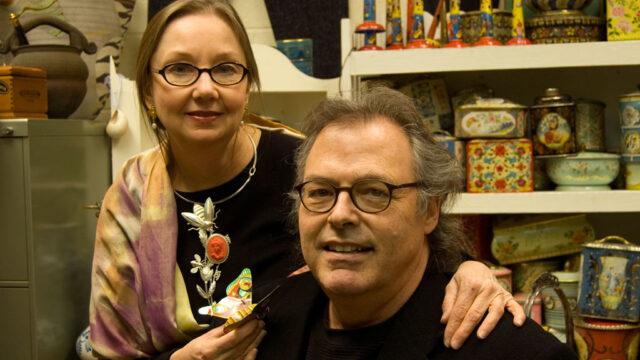 Dave and Roberta Williamson