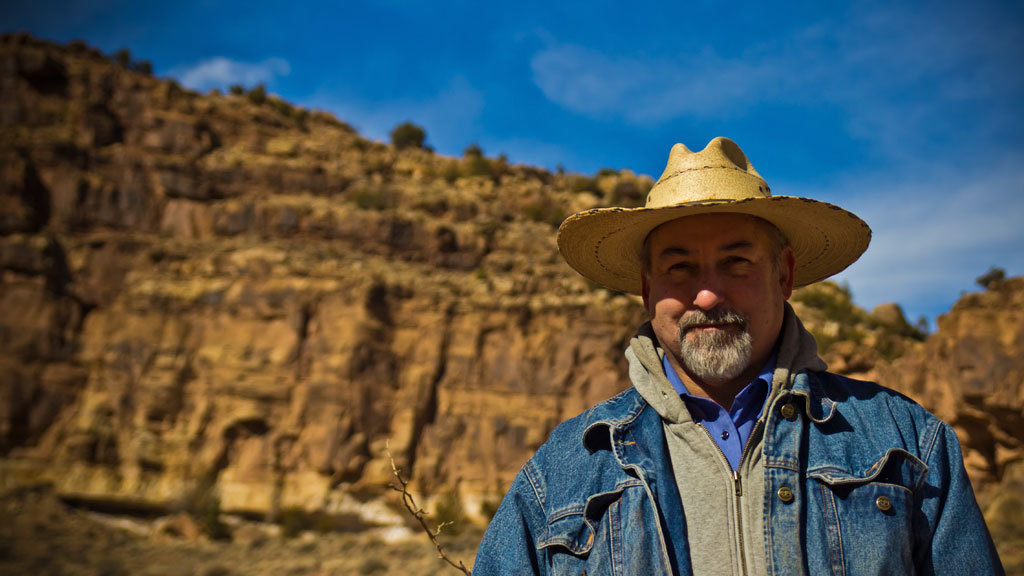 Charles Carrillo. Mark Markley photograph