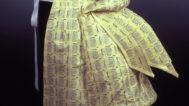Lilyana Bekic, Life is Splendid, 2006. Splenda wrappers, cotton, plastic, heat fused and machine stitched