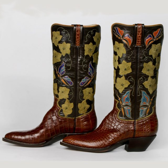 Lisa Sorrell boots