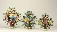 David Gurney, Group of Tree of Lifes. Doug Hill photograph