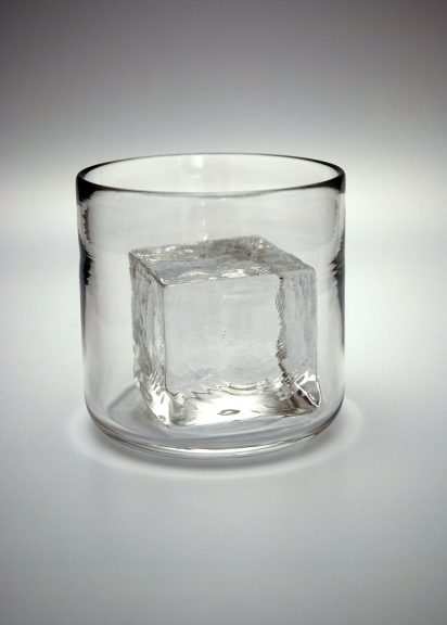 Nate Cotterman, Low Ball Cube Glasses