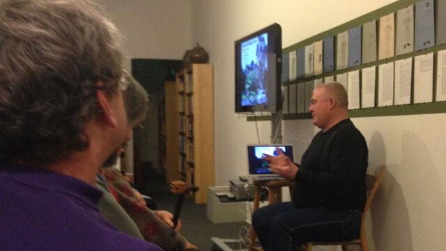 Ehren Tool artist talk