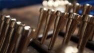 Monette mouthpieces. Mark Markley photograph