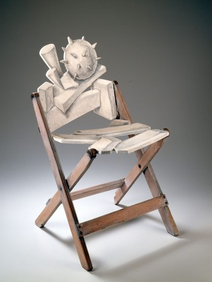 John Cederquist, Folding Chair