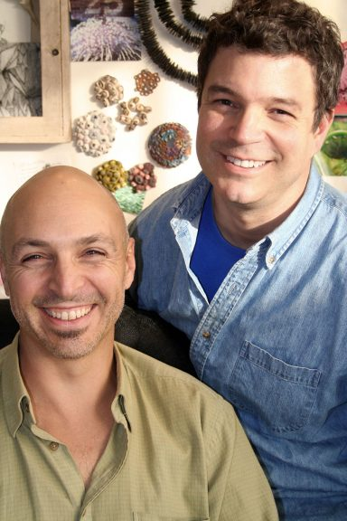 Steve Ford and David Forlano