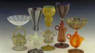 Richard Marquis, Teapot Goblets, 1991-94. Courtesy of Smithsonian American Art Museum, Washington, DC/Art Resource, NY