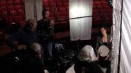 Filming Rhiannon Giddens