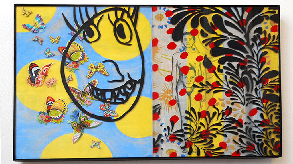 Susan Stinsmuehlen-Amend, Happy Face, 2001