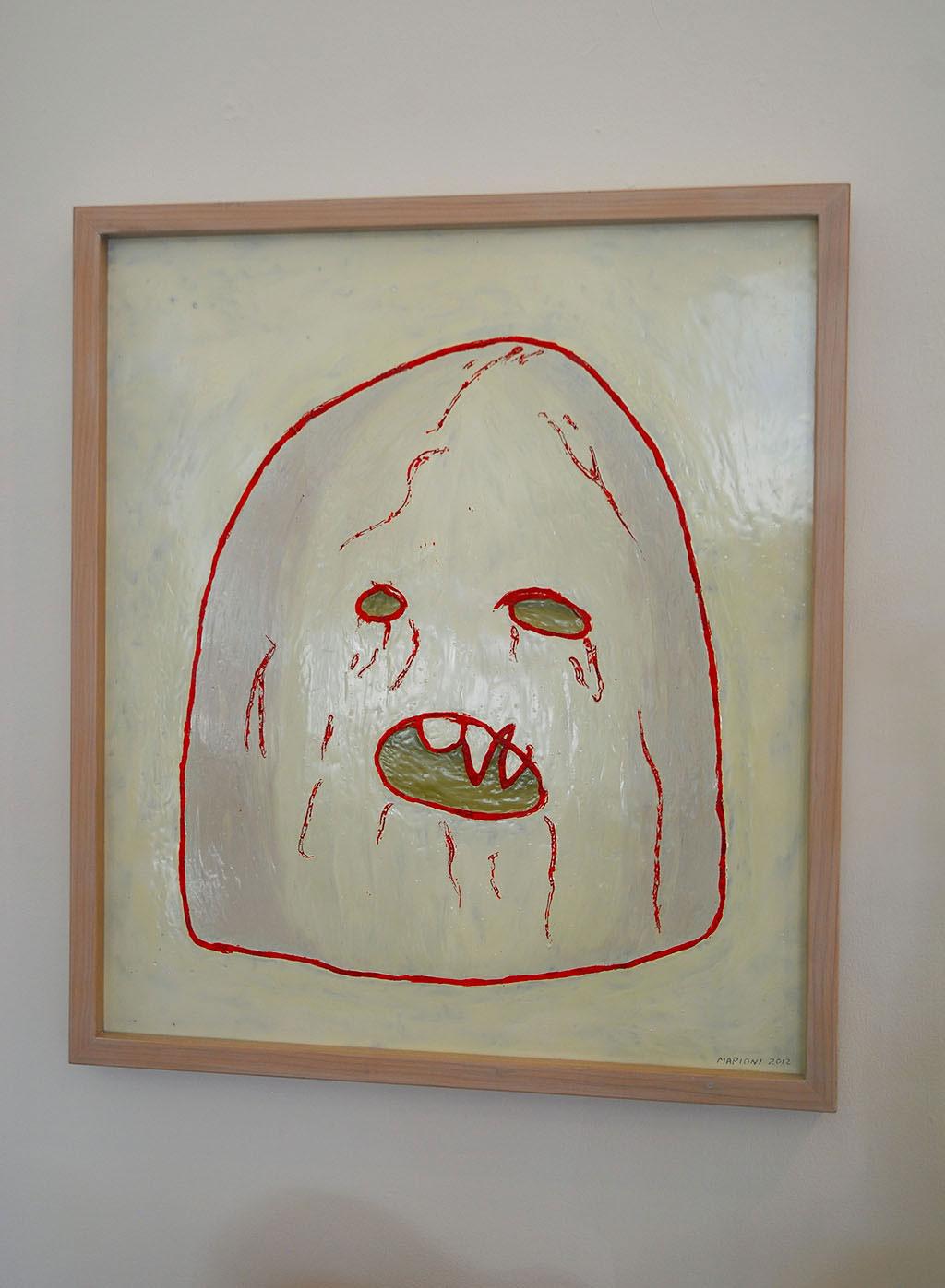 Paul Marioni, Mean Mountain, 2012