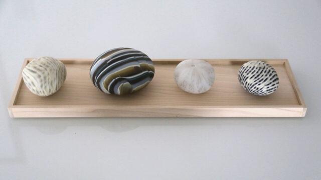 Hiromi Takizawa, glass rocks