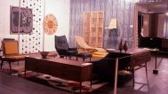 California Design Eight installation, 1962