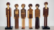 Pamela Weir-Quiton, Pamela Girls (set of 6), 1965-1967