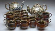 Linda Sikora, Tea for Twenty, 2008