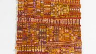 James Bassler, Woven Batik, c.1967