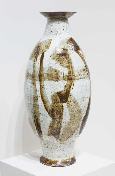 Paul Soldner, Vase, c.1955