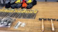 Tools for metals workshop