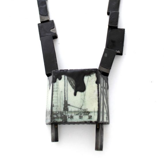 Kat Cole, Old Well Necklace, 2015