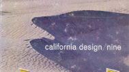 CALIFORNIA DESIGN 9