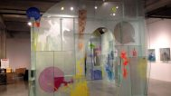 Highlights of Therman's installation and work at the Kaneko