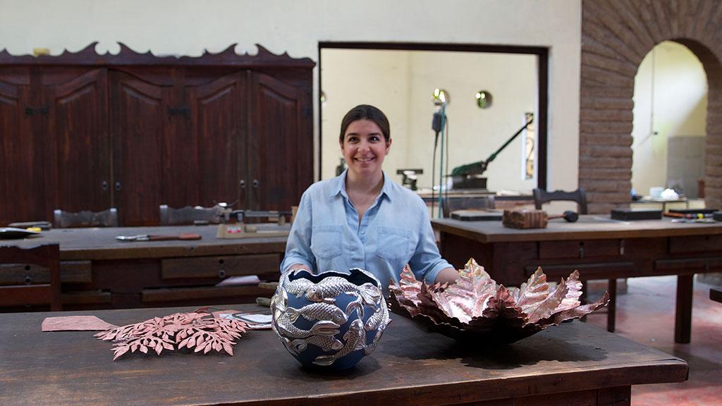 lovely einfache dekoration und mobel interview mit cristina toledo #2: Cristina Romo