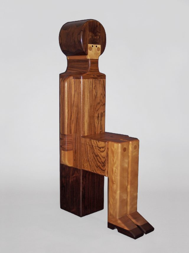 Made to Play, Pamela Weir-Quiton, Georgie Girl Seat and Chest of Drawers, 1970