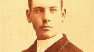 Henry Greene, ca. 1888 ( Greene and Greene Archives)