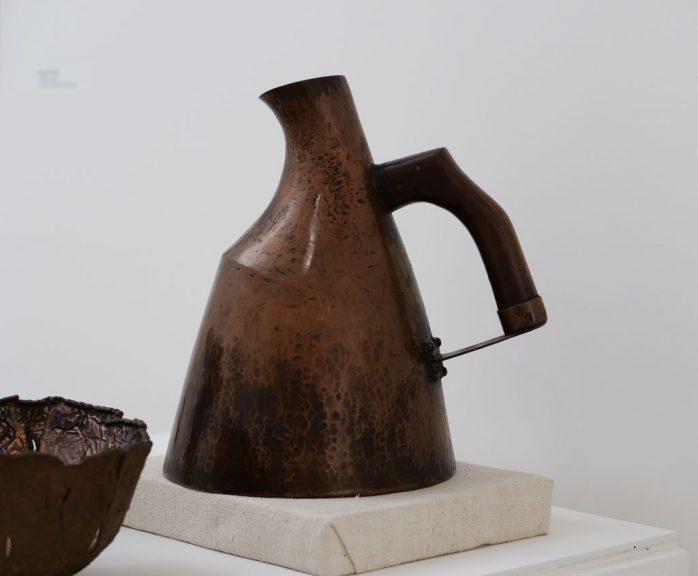 Carl Jennings, Jug, California Visionaries: Seminal Studio Craft, Featuring Works from the Forrest L. Merrill Collection