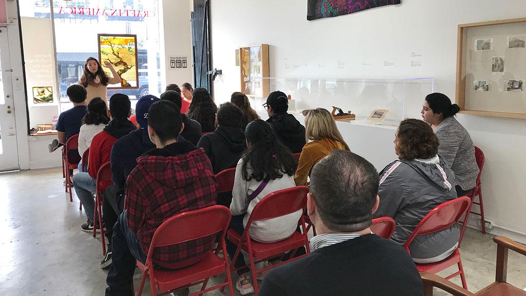 Firebaugh Education Outreach