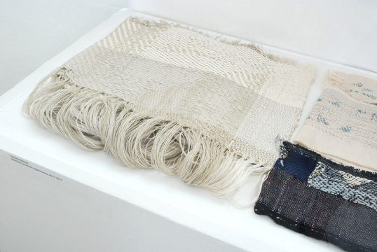 Christy Matson, Selection of woven experiments, 2012-2017