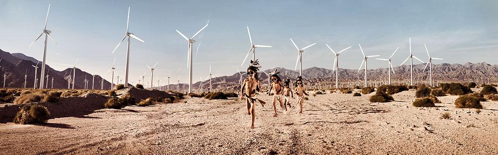Cara Romero, Evolvers, Jackrabbit, Cottontail & Spirits of the Desert series