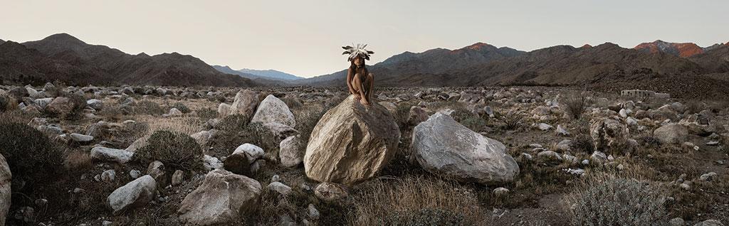Cara Romero, Indian Canyon, Jackrabbit, Cottontail & Spirits of the Desert series