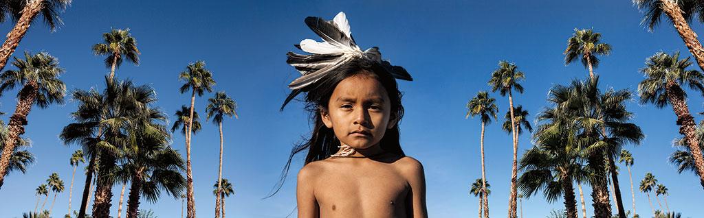 Cara Romero, Kiyanni, Jackrabbit, Cottontail & Spirits of the Desert series
