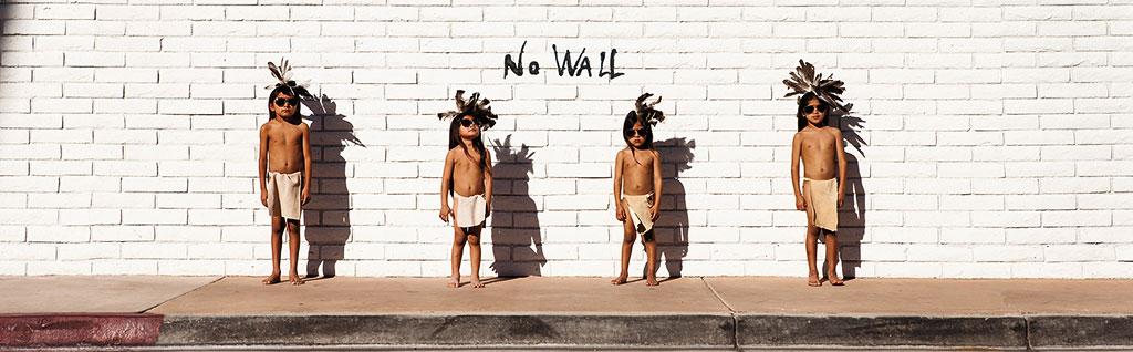 Cara Romero, No Wall, Jackrabbit, Cottontail & Spirits of the Desert series