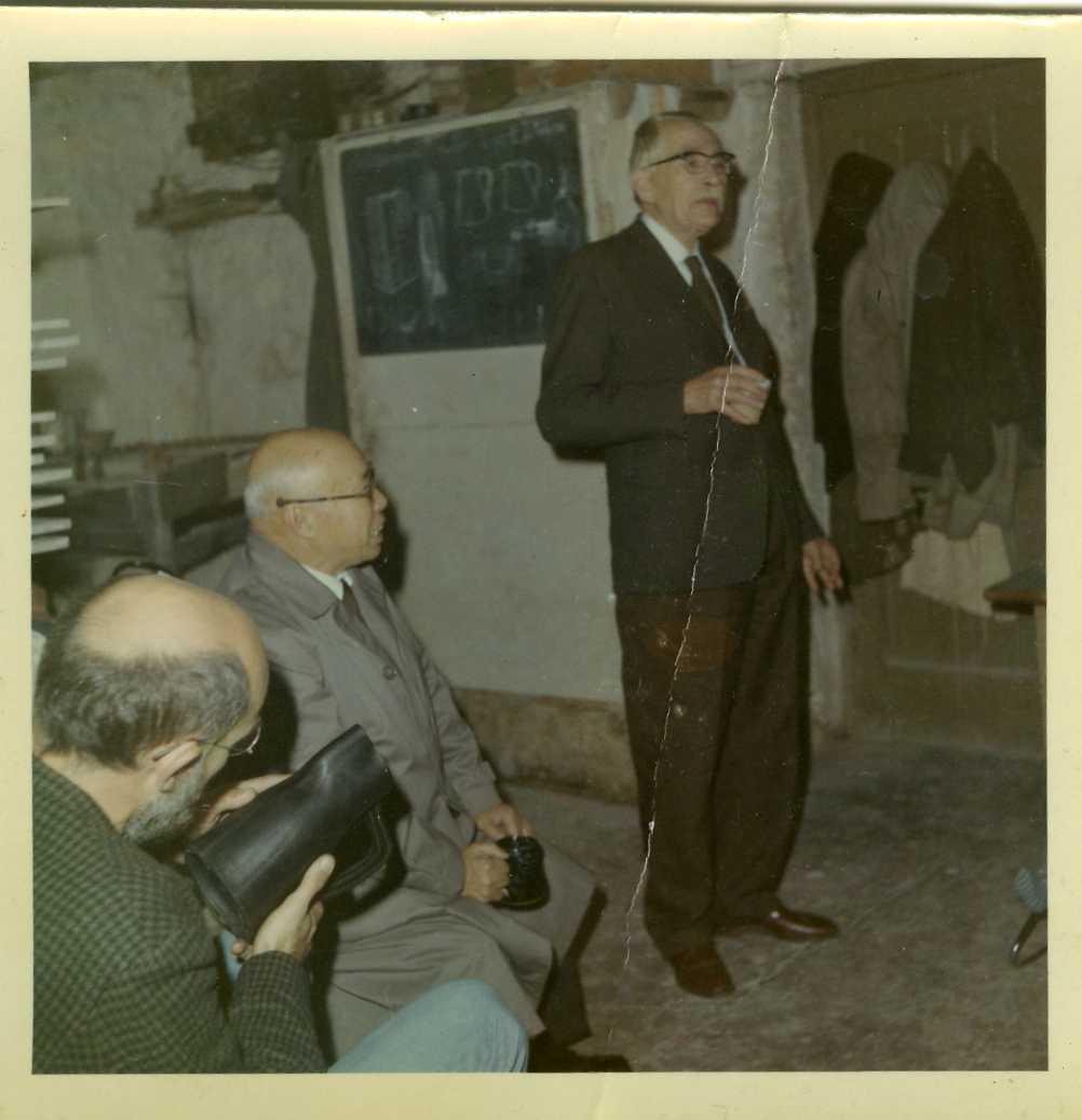 Shoji Hamada & Bernard Leach