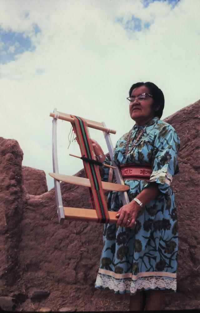 Islands in the Land Exhibition, The Rio Grande maker